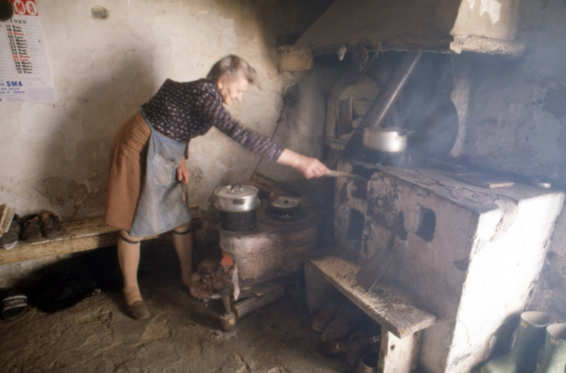 Le donne di campagna -12- Gianni Ottonello