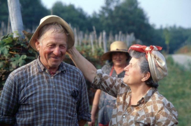 Le donne di campagna -4- Gianni Ottonello