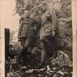 Archivio Fotografico Museo Civico Andrea Tubino. Guerra 1915- 1918. Il poeta Carlo Pastorino al fronte - Foto di Gianni Ottonello