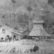 Archivio Fotografico Museo Civico Andrea Tubino. Masone 1870 circa, Costruzione del pozzo della ferrovia Genova - Acqui - Foto di Gianni Ottonello
