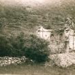 Archivio Fotografico Museo Civico Andrea Tubino. Masone 1900 circa, i ruderi di Santa Maria di Vezzulla - Foto di Gianni Ottonello