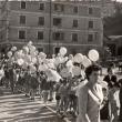 Archivio fotografico Museo Civico Andrea Tubino. Crociata della bontà. Anno 1957 - Foto di Gianni Ottonello