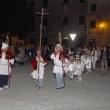 Il ritorno della processione al Paese Vecchio - Foto di Gianni Ottonello