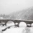 L'inverno del vecchio ponte – Foto di Gianni Ottonello