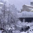 Tenero è il mio paese sotto la neve - Foto di Gianni Ottonello