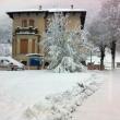 Neve a Villa Bagnara - Foto di Giacomo Ottonello