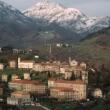 Panorama di Masone con il Monte Dente - Foto di Gianni Ottonello