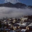 La nebbia si scioglie al sole... - Foto di Gianni Ottonello