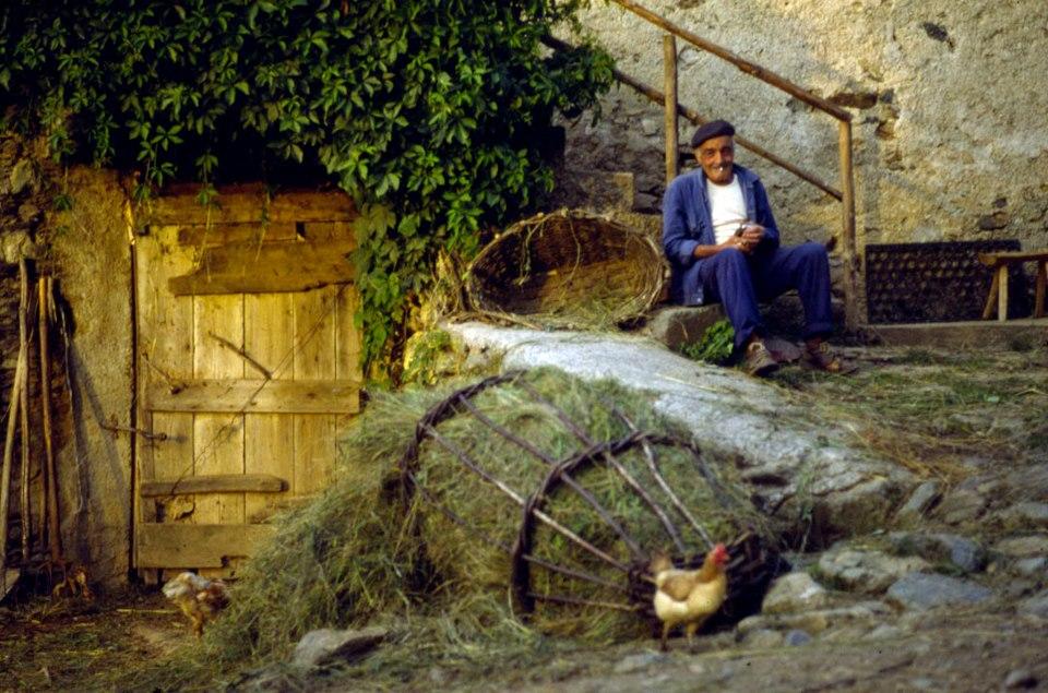 Meriggio d'estate - Giulin di Bernicun - Foto di Gianni Ottonello
