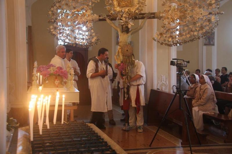 Verso il Santuario della Cappelletta - Foto di Gianni Ottonello