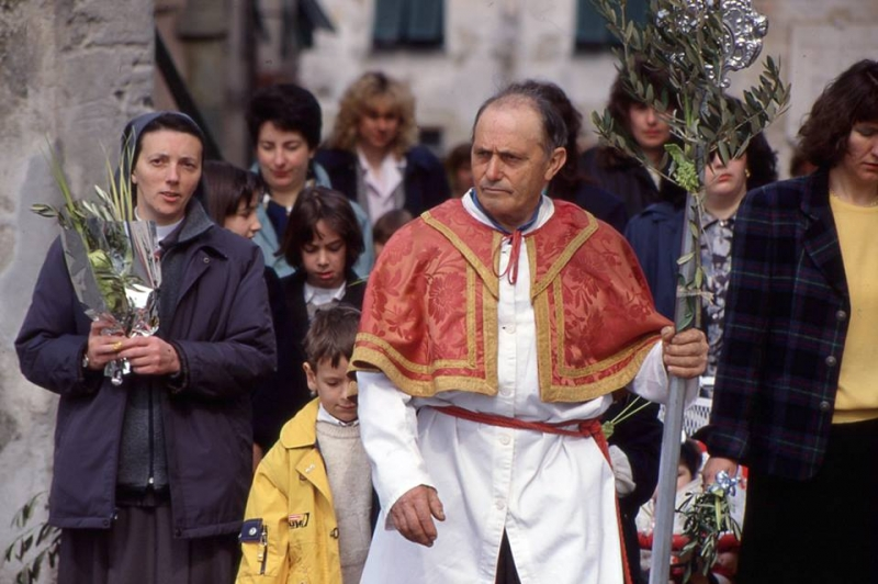Masonesi Mitici: Armando di Vallechiara, Cagnulin - Foto di Gianni Ottonello
