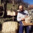 Paolo il cestaio - Foto di Gianni Ottonello