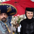 El gringos e la gran dama! - Treno d'epoca alla XX Expo di Rossiglione - Foto di Gianni Ottonello