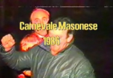 Carnevale a Masone