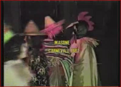 Carnevale a Masone 1987