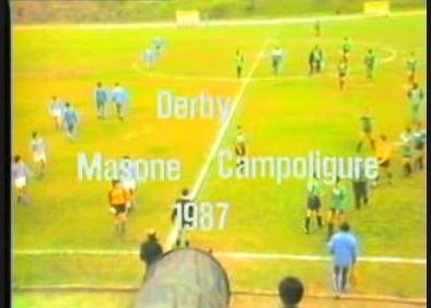 Derby Masone – Campo Ligure
