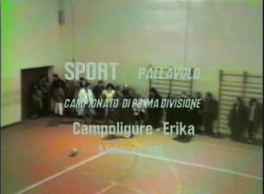 Pallavolo 1987