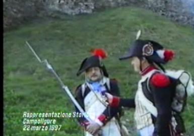 Rappresentazione storica a Campo Ligure