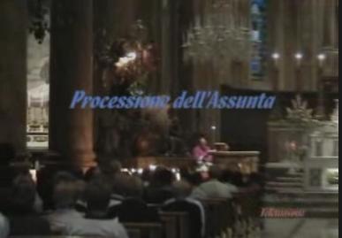 Processione dell'Assunta a Masone