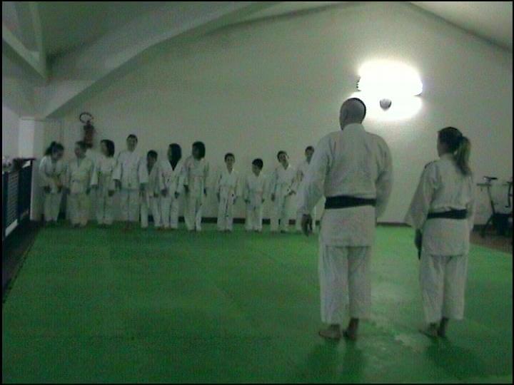 Cambio Cintura a Judo