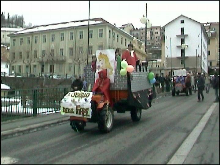 Sfilata di Carnevale a Masone