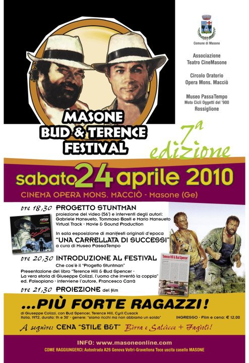 Bud & Terence Film Festival