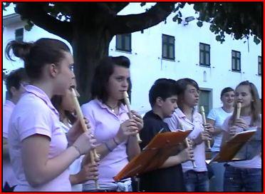 Concerto itinerante a Masone