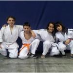Da sinistra Danielli Yama, Pastorino Francesco, Borella Matilde, D'agostino Sara