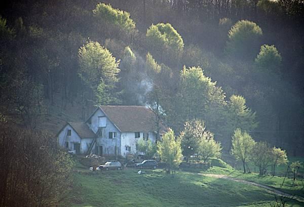 Le cascine di Masone: Cascina Grignolo - Foto di Gianni Ottonello