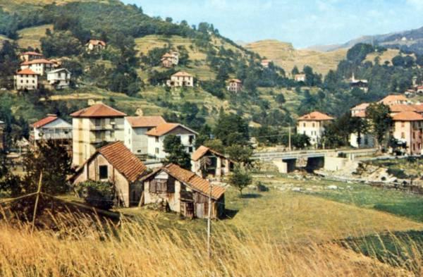 Le cascine di Masone: Cascina Isolazza, non c'è più - Foto di Gianni Ottonello
