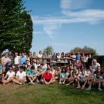 Foto di gruppo a Piove di Sacco (PD)