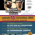 Manifesto Bud&Terence Festival