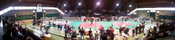 Giornata di Judo a Campo Ligure