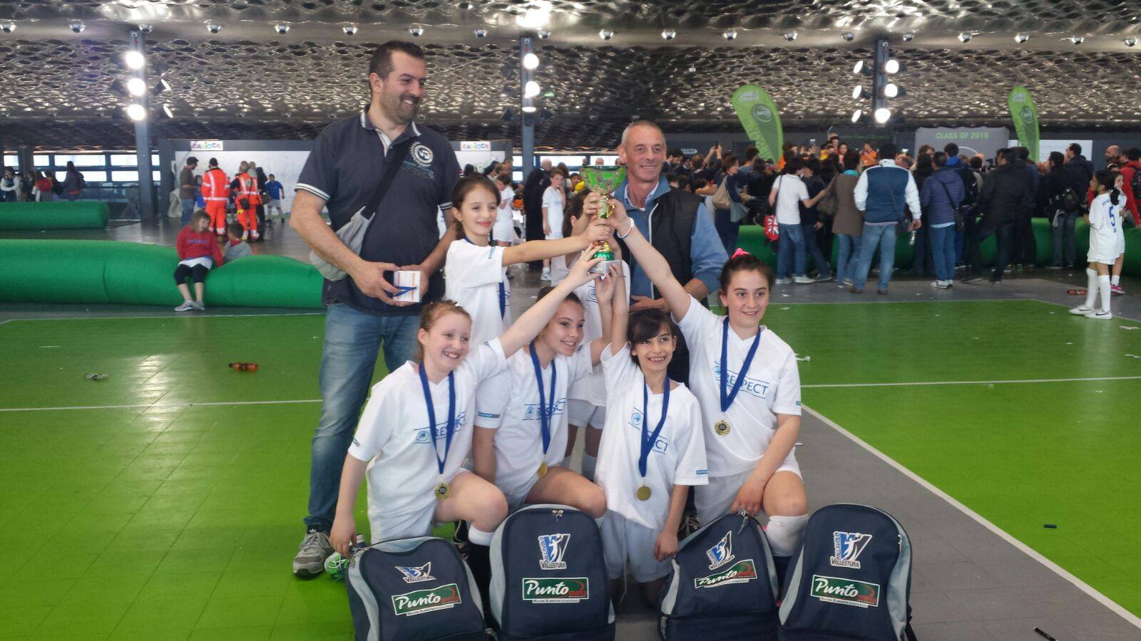 Vittoria al Torneo Ravano 2016!!!