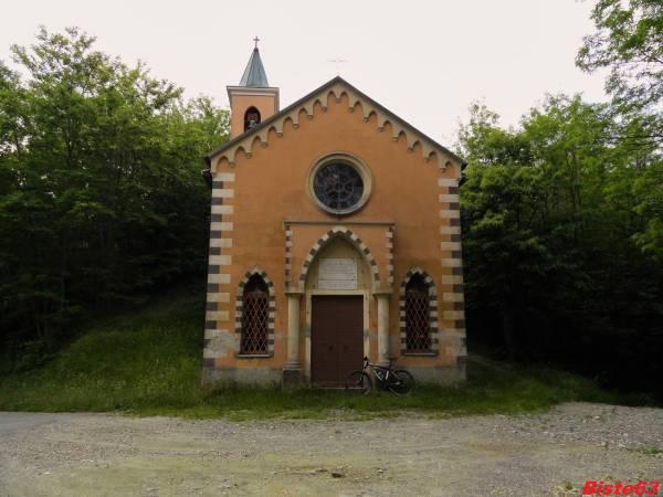 Cappella del Carmelo in località Camera - Rossiglione
