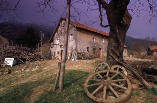 Masone, cascina Bossra o Bossola - Foto di Gianni Ottonello