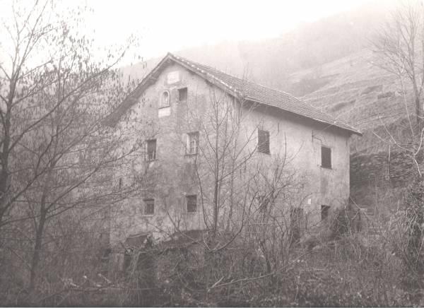 Mulino di Tabare - Foto di Gianni Ottonello